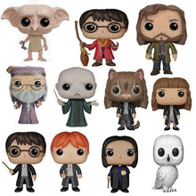 Load image into Gallery viewer, Funkoes  The Harry Dobby RON LUNA Snap Potters Action Figure Toy - Veve Geek