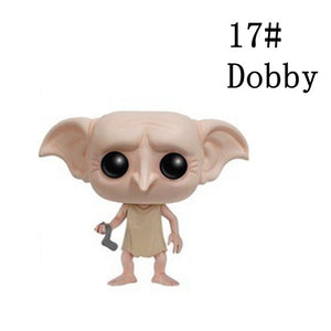 Funkoes  The Harry Dobby RON LUNA Snap Potters Action Figure Toy - Veve Geek