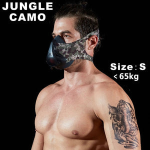 FDBRO sports mask Fitness ,Workout ,Running , Resistance ,Elevation ,Cardio ,Endurance Mask For Fitness training sports mask 3.0 - Veve Geek
