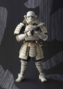Star Wars The Force Awakens Samurai Taisho Darth Vader Death Star Armor Ashigaru Stormtrooper Boba Fett Toy Action Figure Model - Veve Geek