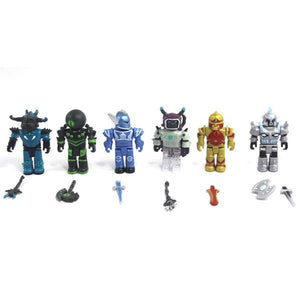 16 Sets Figure jugetes 7cm PVC Game Figuras Boys Toys for game - Veve Geek