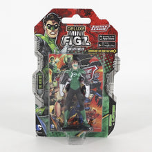 Load image into Gallery viewer, Original DC Figures Action Toy for Children Justic League Superheroes Batman Green Lantern Arrow The Flash Superman Wonder Woman - Veve Geek