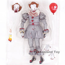 Load image into Gallery viewer, NECA Stephen King's It Pennywise PVC Action Figure Collectible Model Toy - Veve Geek