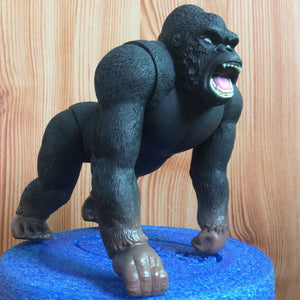 1pcs 18cm King Kong Skull Island Action Gorilla PVC figure toy - Veve Geek