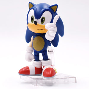 Free Shipping Original Box Sonic Vivid Nendoroid Series PVC Action Figure Collection PVC Model Children Kids Toys - Veve Geek