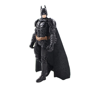 Boys Favourite Toys Batman Action Figure Joint Moveable Various Pose Marvel Super Heroes Avengers Figure Kids Toy 8CM - Veve Geek