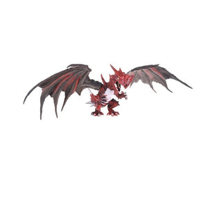 DA XIN 1pcs Classic DIY Assembling Dinosaur Dragons with Wings Monster Action Figures Jurassic Age Educational Children Baby toy - Veve Geek