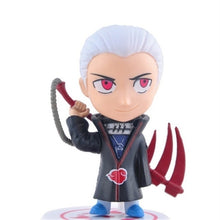 Load image into Gallery viewer, 23 Styles Naruto Action Figure Toys For Kids Akatsuki DEIDARA PVC Sasuke Kakashi Itachi Gaara Collections Figures Sakura 8cm - Veve Geek