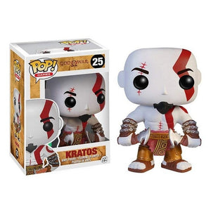 Funko POP God of War Kratos PVC Model Collection Gift Toys Action Figures Kids Boy Toy Children - Veve Geek