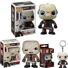 Load image into Gallery viewer, Funko POP Friday the 13th Boy Collectible Model Toys JASON VOORHEES Action Figure Toys Birthday Gift - Veve Geek