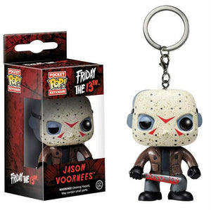 Funko POP Friday the 13th Boy Collectible Model Toys JASON VOORHEES Action Figure Toys Birthday Gift - Veve Geek