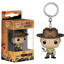 Load image into Gallery viewer, Funko Pop The Walking Dead Collection Model Kids Toys Rick Glenn Carl Figure Doll Toys - Veve Geek