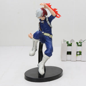 My Hero Academia Figure Toy Vol1. Smack Midoriya Izuku Shouto Todoroki Katsuki Boku no Hero Academia Model Figurals Toy 16cm - Veve Geek