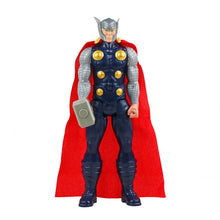 Load image into Gallery viewer, Marvel Avengers Endgame Iron Man Spiderman Spider Ironman Thanos Thor Hulk Captain America Action Figure Toys for Children Boys - Veve Geek