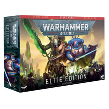 Load image into Gallery viewer, Set Warhammer 40.000 Elite Edition