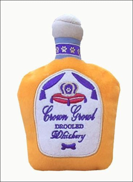 Crown Growl Dog Toy