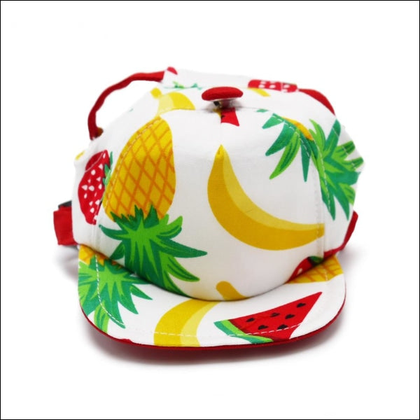 Fruitilicious Dog Hat