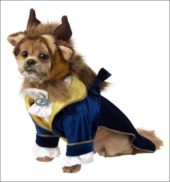 Pet Beauty And The Beast Costume