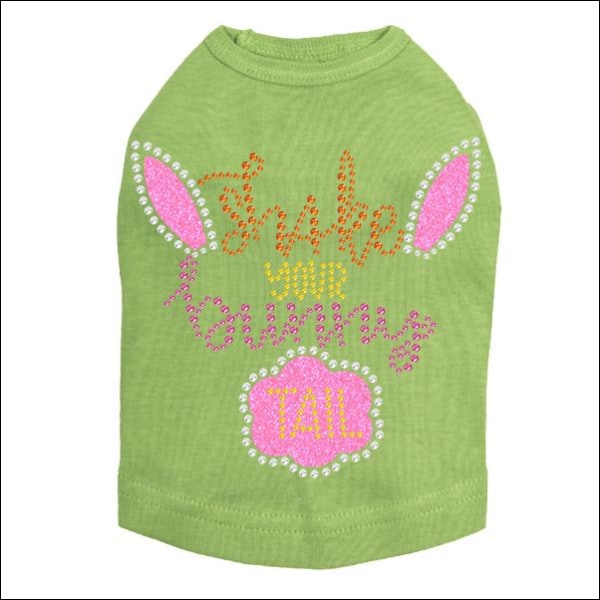 Shake Your Bunny Tail - Dog Tank