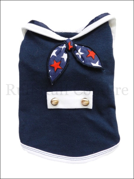 Star Spangled Sailor Dog Tank