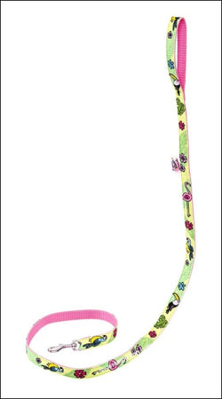 Toucan Green Dog Leash