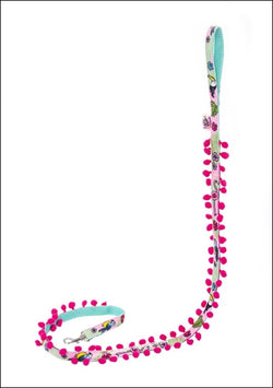 Toucan Pink Dog Leash
