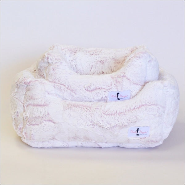 Whisper Dog Bed S / Babys Breath