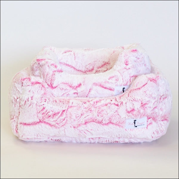 Whisper Dog Bed S / Carnation