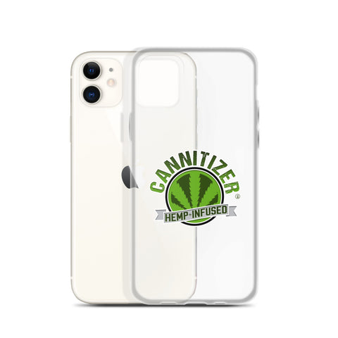 Cannitizer iPhone Case
