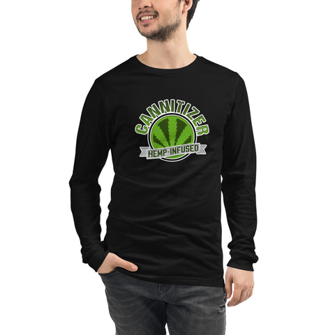 Cannitizer Unisex Long Sleeve Tee