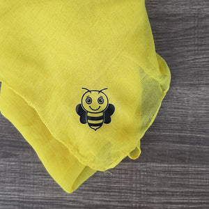 Bee vinyl iron on