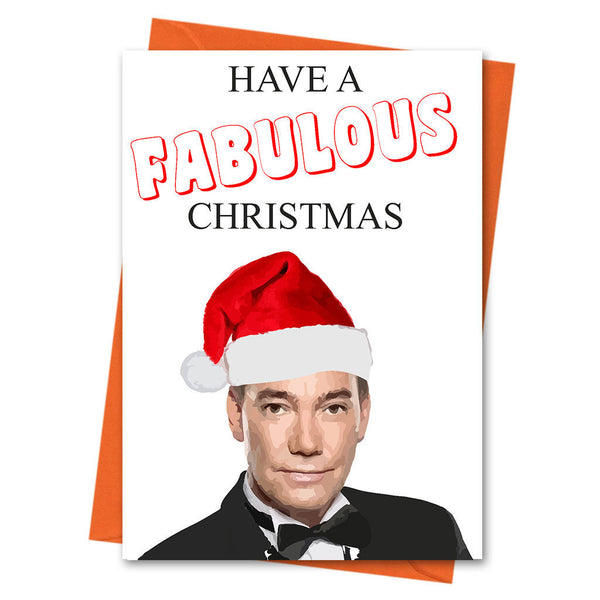 Funny Christmas Card, Strictly Come Dancing Card, Funny Holiday Card, Xmas Card, - Have a Fabulous Greeting Card