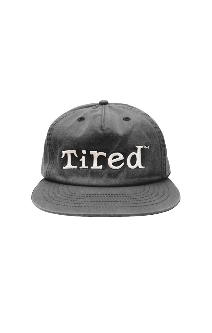 Tired Washed Logo Hat