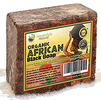African Black Soap Magic [Infographic]