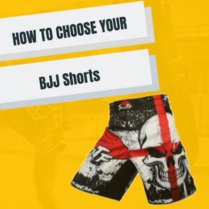 How to Choose Your BJJ Shorts