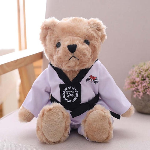 BJJ Teddy Bears