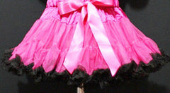 Hot Pink And Black Tutu