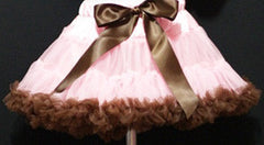 Light Pink And Brown Tutu