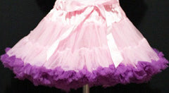 Light Pink And Purple Tutu