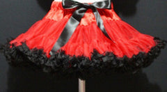 Red and Black Tutu
