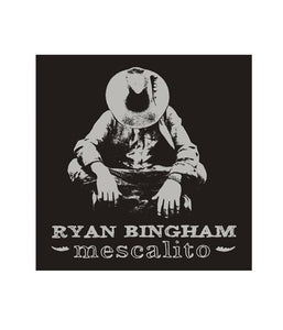 Ryan Bingham Mescalito Sticker (Black)