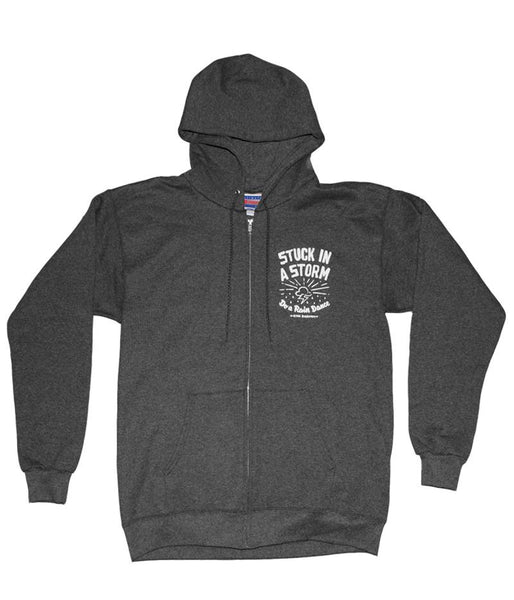 Ryan Bingham Sunrise Zip Hooded Sweatshirt