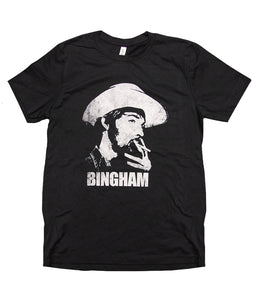 Ryan Bingham Smoking Shirt