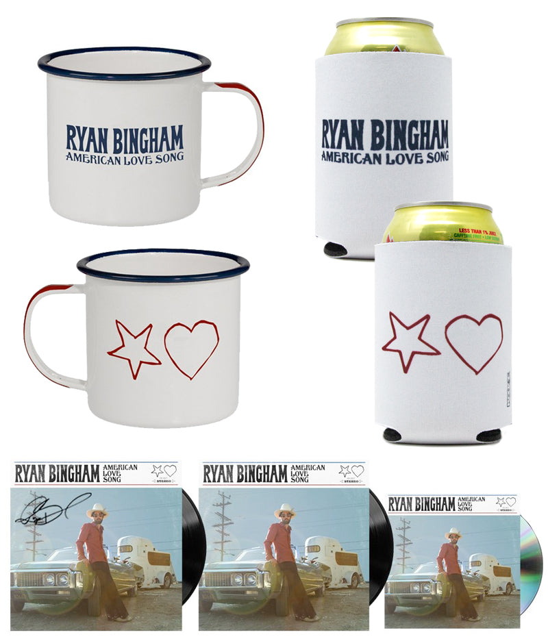 Ryan Bingham American Love Song Bundle #4