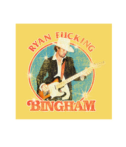 Ryan Fucking Bingham Sticker