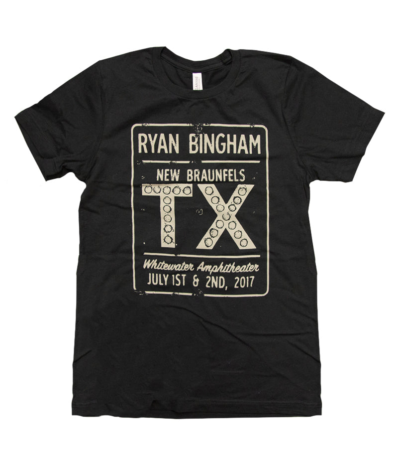 Ryan Bingham Whitewater 2017 Shirt