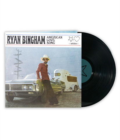 Ryan Bingham - American Love Song Vinyl