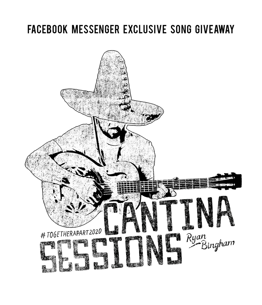 Ryan Bingham FB Messenger Giveaway