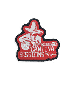 Ryan Bingham Cantina Sessions Patch