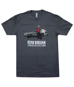 Ryan Bingham ALS Cover Shirt